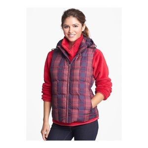 "PATAGONIA ""Down With It"" Goose Down Puffer Vest M"